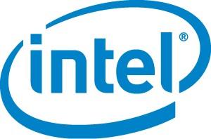 Official Intel Corporation Logo