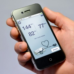 Tim Fowler Discusses Bluetooth®-Low-Energy Enabled iPhone M-Health App