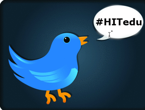 Career Event: #HITedu  Twitter Chat