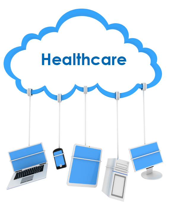 Cloud Computing In Healthcare [Infographic Wednesdays]