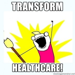 Startup Health-Healthcare-Transformers
