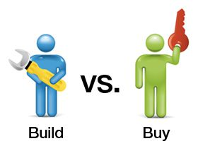 Buy vs. Build, or the Best of Both for Healthcare IT Systems