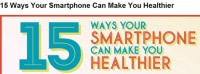 15 Ways Your Smartphone Can Make You Healthier