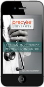 Precyse University Offers On-Demand ICD-10 Educational Smartphone Apps