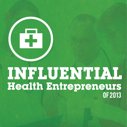 Infographic: 11 Influential Digital Health Entrepreneurs of 2013