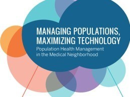 10 Recommended Health IT Tools to Achieve Population Health Management