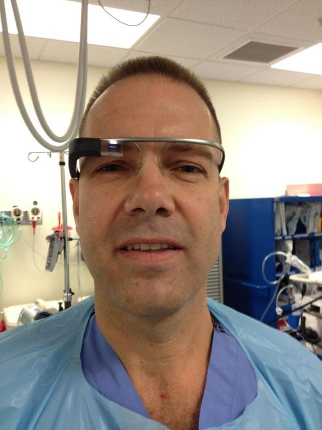 Is Google Glass The Future of Teletrauma?