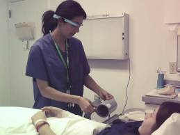 The Possibilities of Google Glass in the Physician Practice