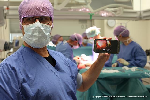 Can Google Glass Transform Medical Education?