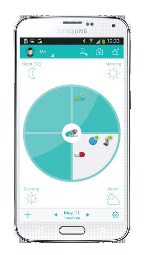 Mobile Health App MediSafe