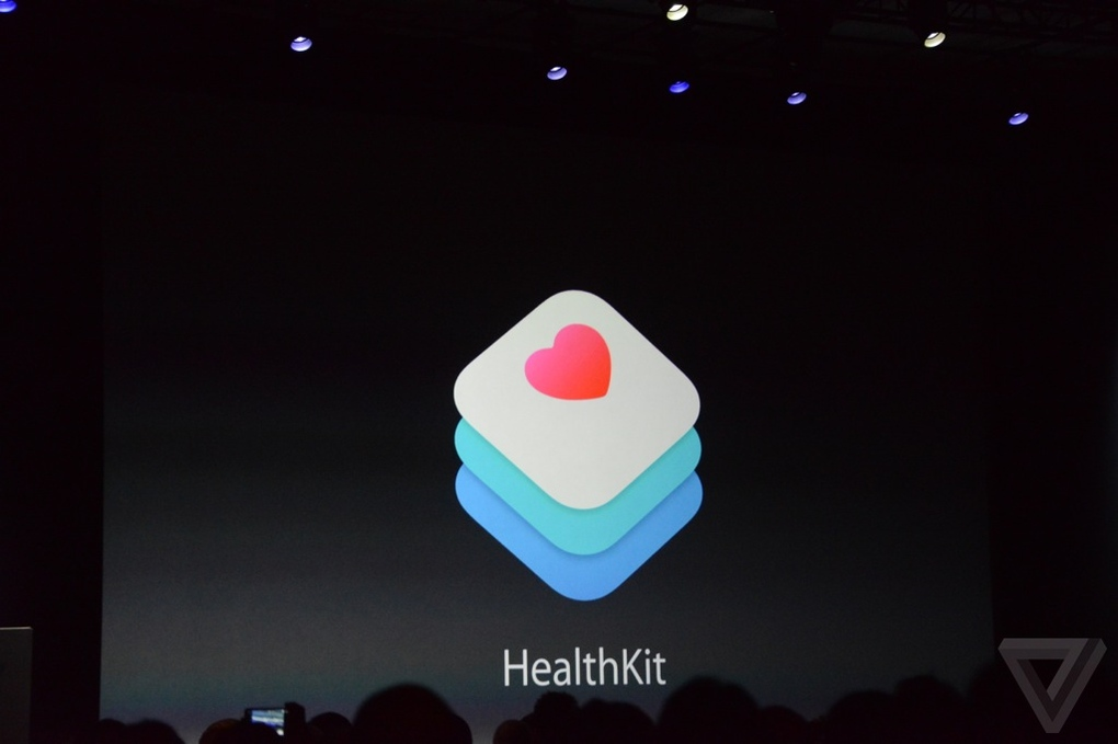 Apple Unveils HealthKit