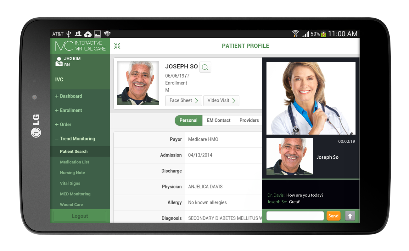 The History of Remote Monitoring, Telemedicine Technology
