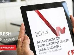 Population Health Management Market Still in Its Infancy