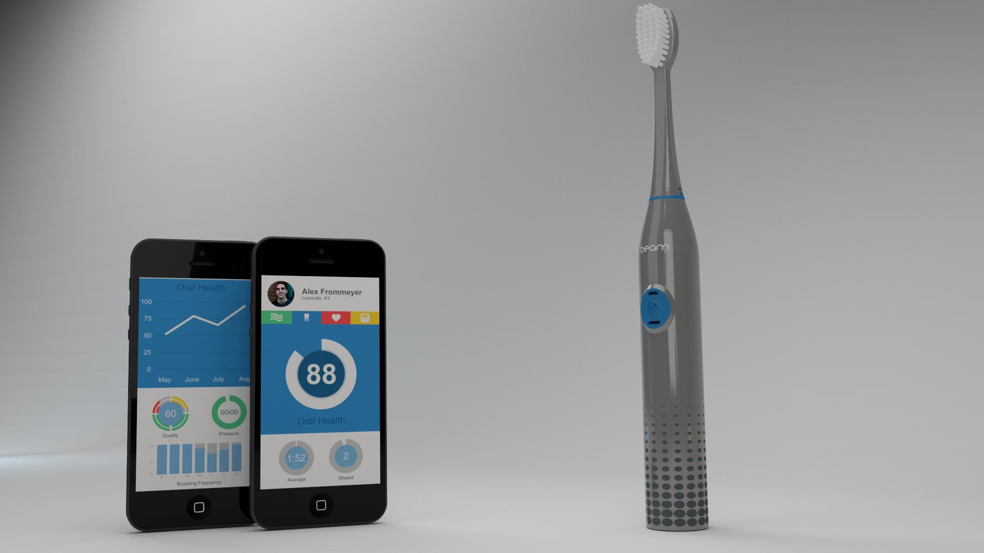 Smart Toothbrush Startup Beam Technologies Raises $5M in Series A Funding