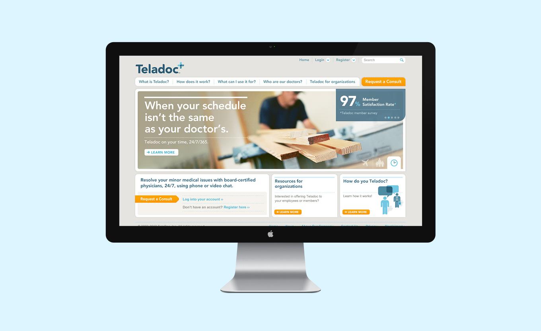 Telehealth Provider Teladoc