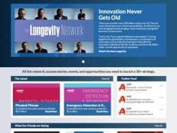AARP and UnitedHealthcare Launches The Longevity Network1