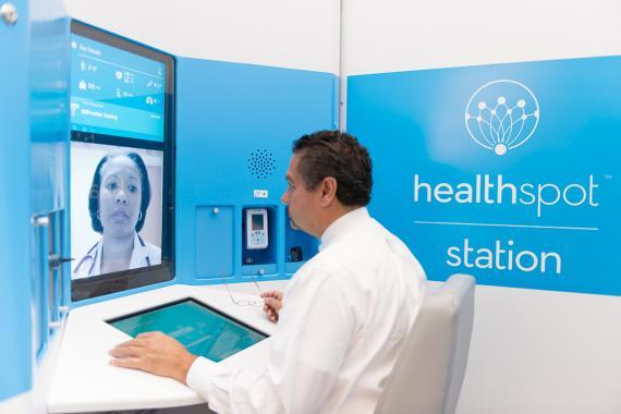 Rite Aid to Test HealthSpot Telehealth Kiosks in Ohio Stores