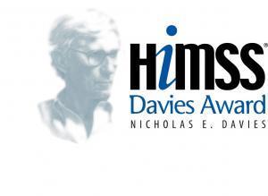 HIMSS Enterprise Davies Award Recipient