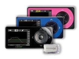 Dexcom Diabetes Glucose Monitoring App