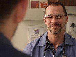 Google Glass Starup Augmedix