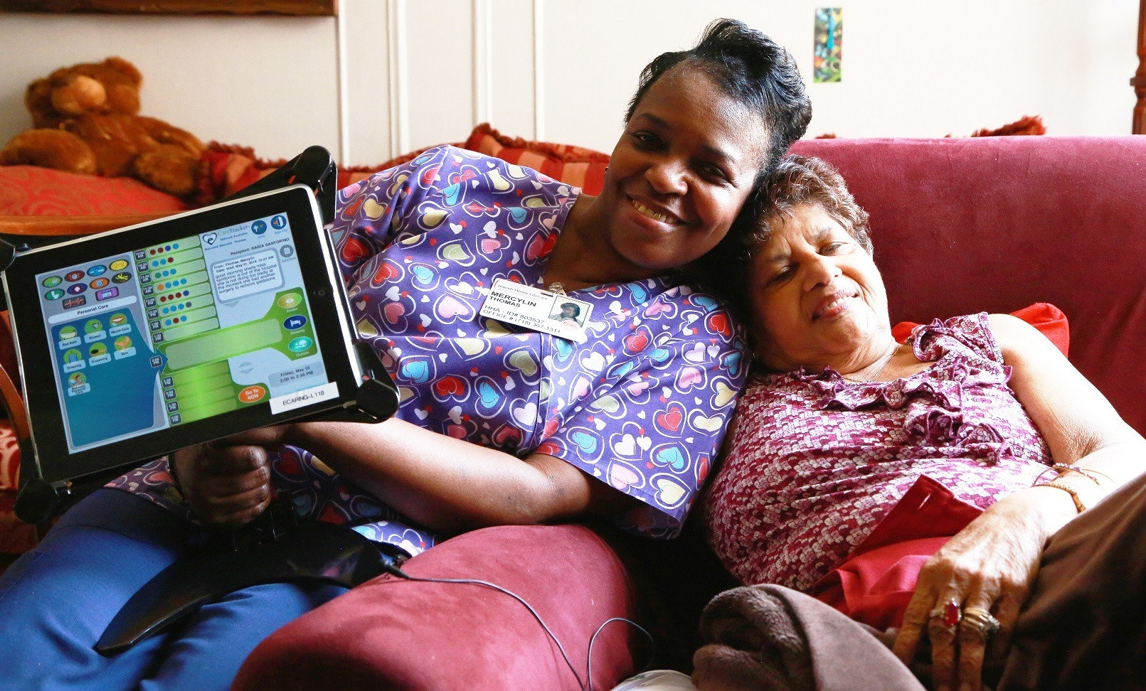 Real-time Health Monitoring Will Revolutionize Patient Home Care in 2015