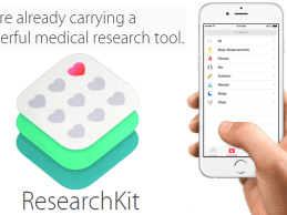 11k Sign Up for Apple's ResearchKit In Less Than 24 Hours