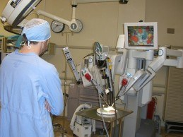 Google Robotic Assisted Surgery