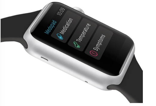First Apple Watch chemotherapy app for cancer patients
