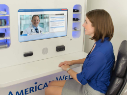 American Well Telehealth Kiosks