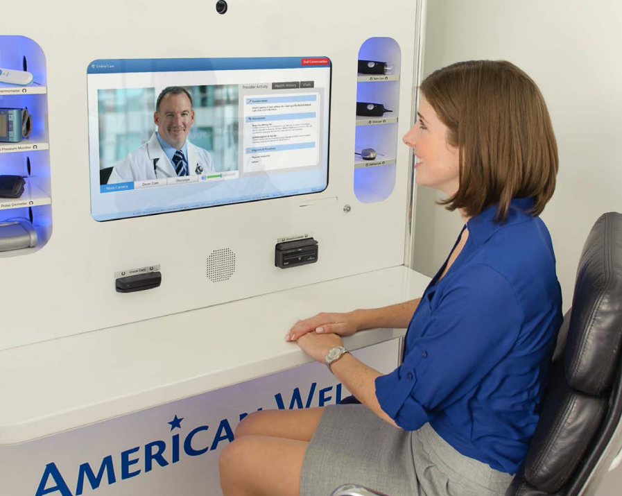 3 Benefits of Telehealth Kiosks for Health Systems, Employers & Retailers