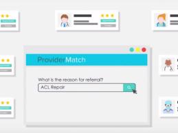 Kyruus Patient-Provider Matching