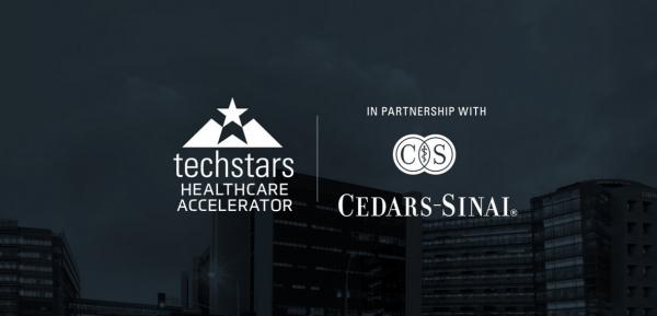 Cedars-Sinai + Techstars Healthcare Accelerator