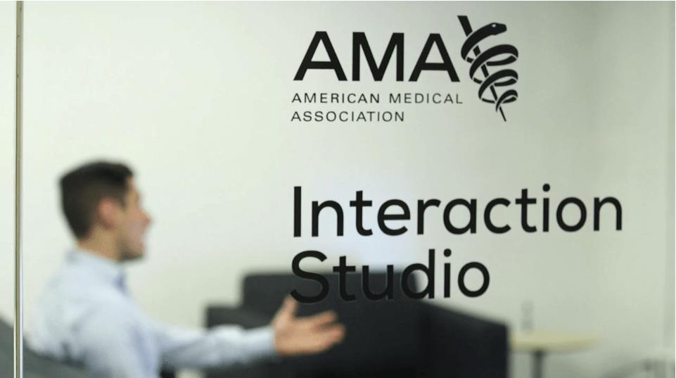 AMA Interaction Studio at MATTER