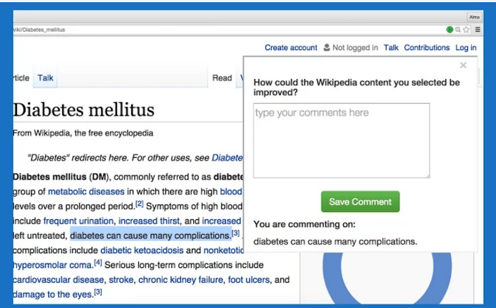New Browser Extension Helps Med Students Contribute to