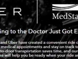 MedStar_Uber