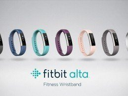 Wearable Technology_Fitbit Unveils Fitness Wristband, Fitbit Alta