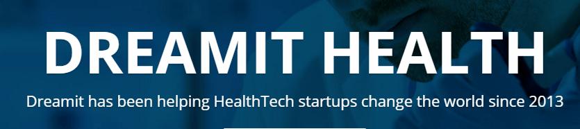 Digital Health Accelerator Dreamit Health Lands $325k Grant