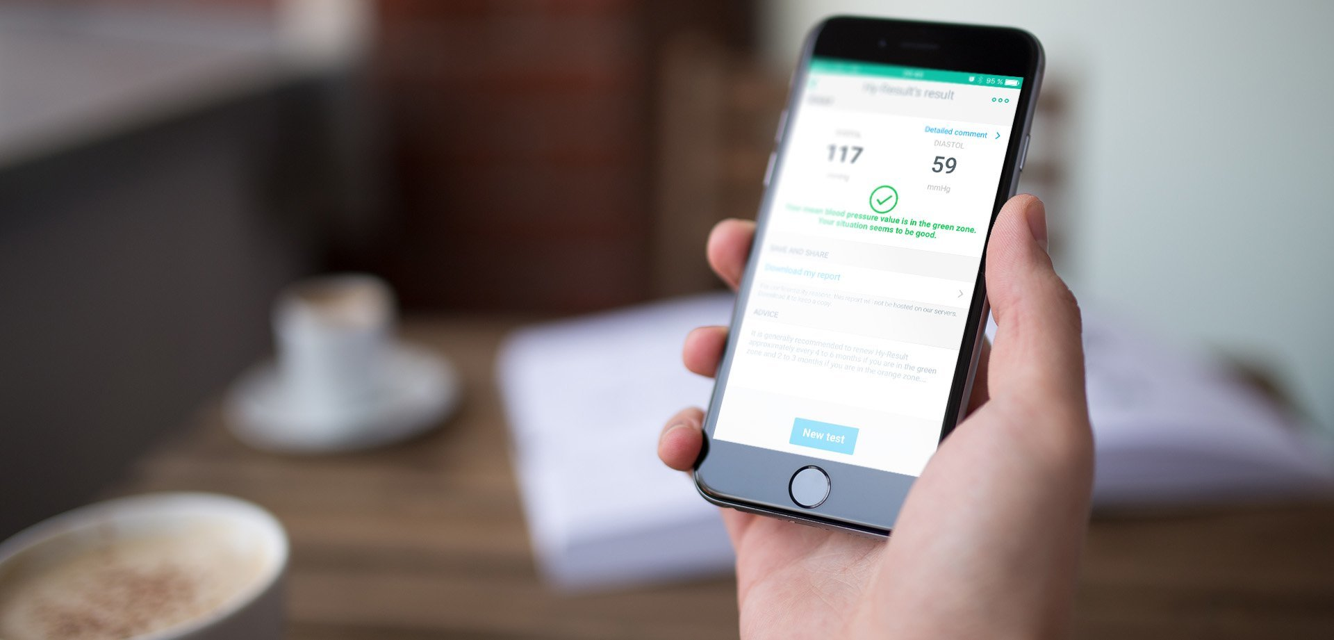 Withings' New Algorithm Helps Patients Accurately Track Blood Pressure at Home