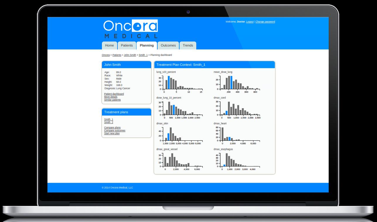 Digital Health Startup Oncora Medical Raises $1.2M for Radiation Oncology  Platform