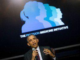 obama precision medicine