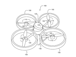 Google Awarded Patent For Drone-Assitsed Medical Aid Delivery