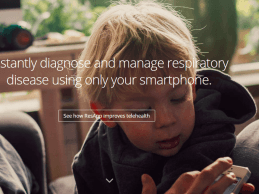 ResApp Nabs $12.5M For Smartphone App That Instantly Diagnose Respiratory Diseases