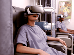 Cedars-Sinai Unveils Therapeutic Virtual Reality to Enhance Patient Experience