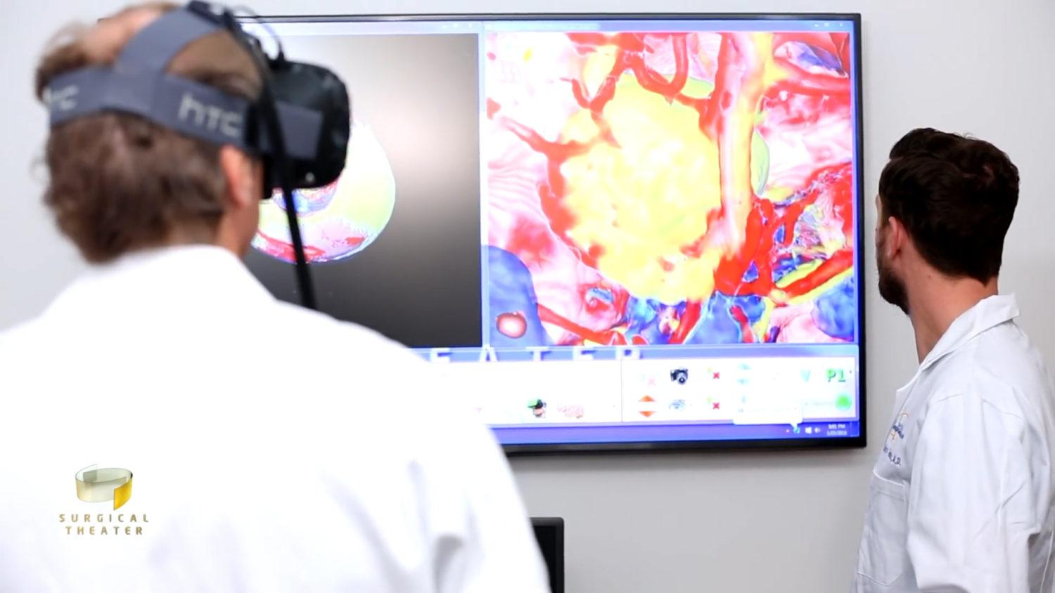 Surgical-Theater-Virtual Reality Platform
