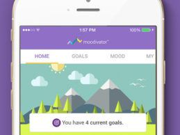 """Pfizer Launches """"Moodivator"""" App to Help Patients Monitor Depression"""