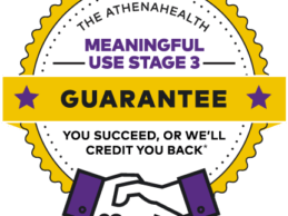 athenahealth Offers Meaningful Use Stage 3 Guarantee for Hospitals