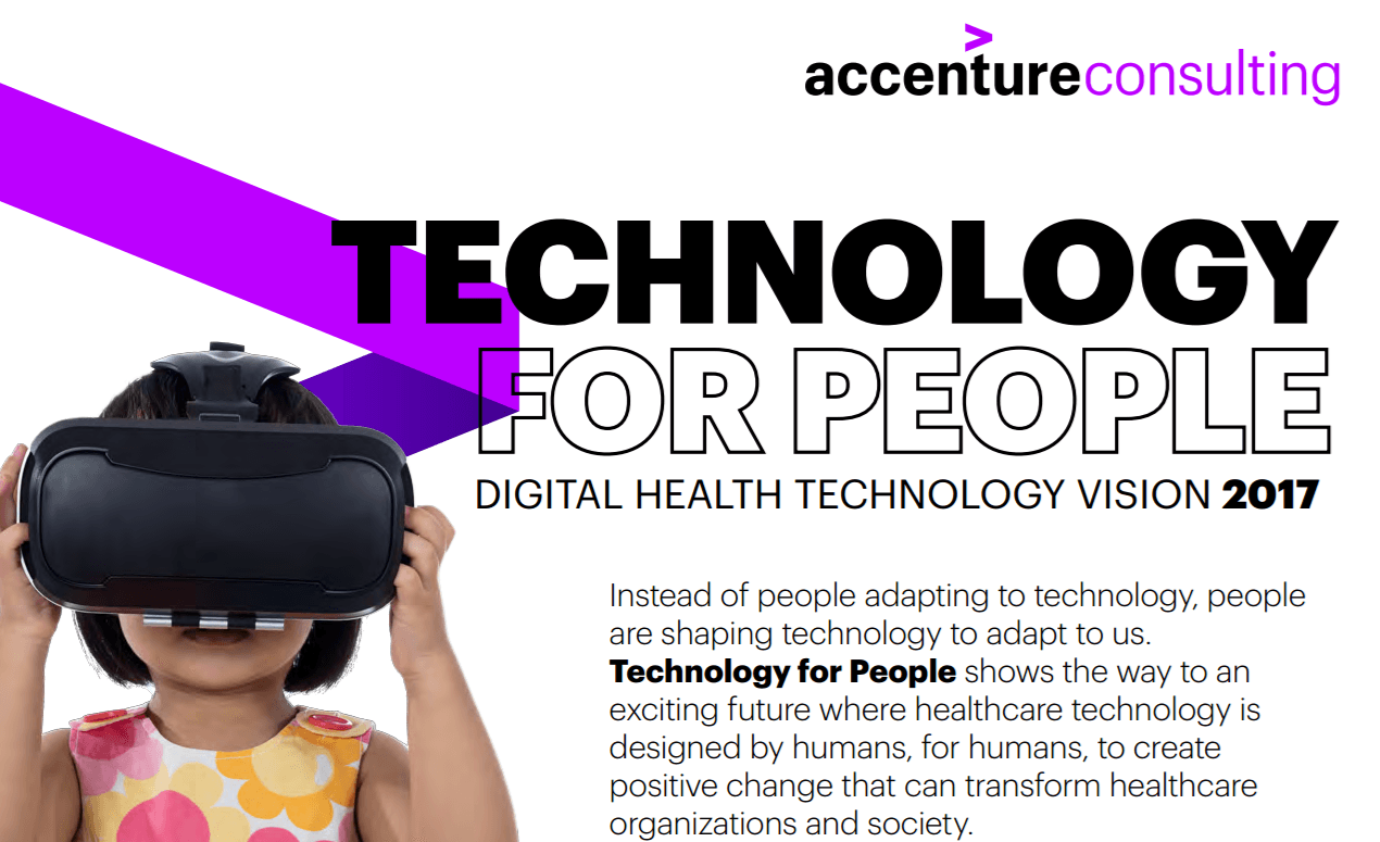 Accenture: 5 Trends That Will Reshape the Healthcare Experience in 3 to 5 Years