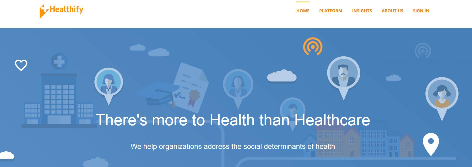 Led by BlueCross BlueShield, Healthify Raises $6.5M for Social Determinants Management Platform