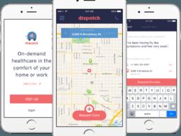DispatchHealth Raises $30.8M for On-Demand Urgent Care App