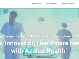 Azalea Health, Prognosis Innovation Healthcare Merges to Strengthen Market Share in Rural Care Market